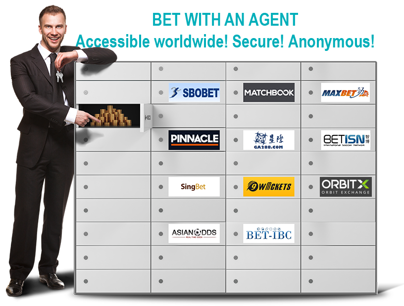 Bet with an agent